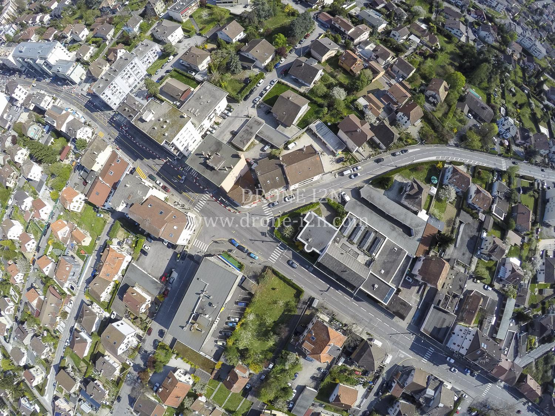 photo aérienne DRONE I2N